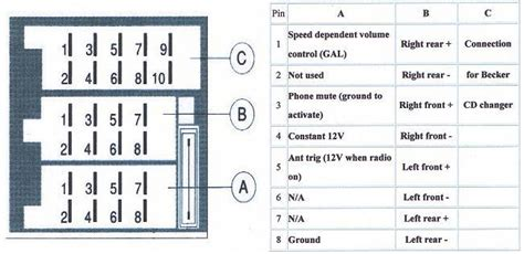 2015 mercedes sprinter radio wiring diagram 28 images