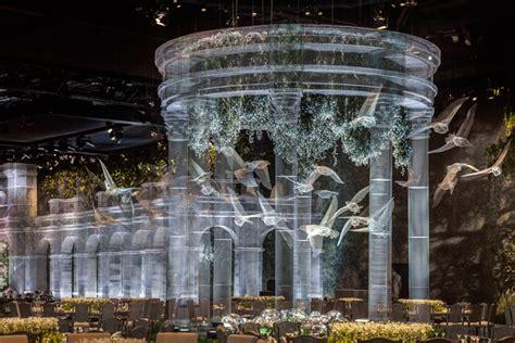 edoardo giardino edoardo tresoldi creates a ghostly garden from wire mesh