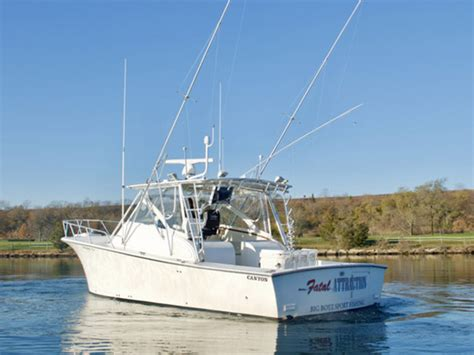 used fishing boats for sale on long island 2003 used canyon 36 express sports fishing boat for sale