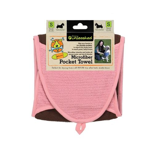 all dogs unleashed dogs unleashed microfibre pocket towel dogs unleashed from groomers limited uk