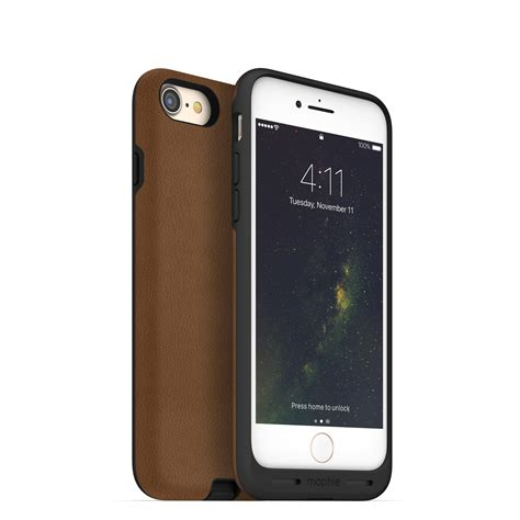 I Iphone 7 by Wireless Charging Leather For Iphone 7 Free Shipping Mophie