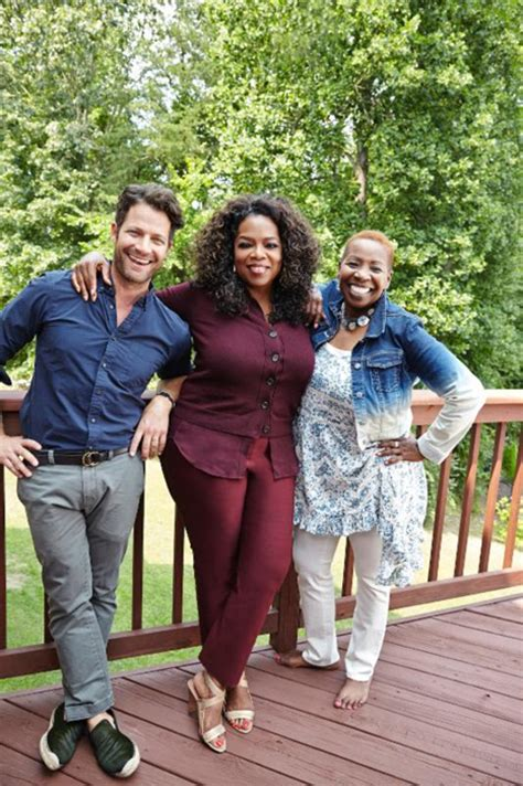 oprah surprises iyanla vanzant with a home makeover watch oprah suprises iyanla vanzant with complete home makeover