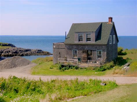 Cottages In Coast by Traveling To The Rocky Coast Of Maine Living In The Blue