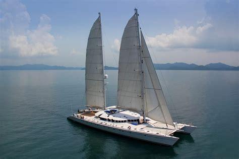 catamaran charter france douce france luxury catamaran sailing vacations