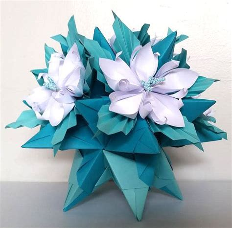 3d origami lotus 1000 images about 3d origami studio on