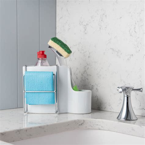 kitchen sink tidy sink tidy by distinctly living notonthehighstreet com