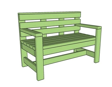 plans for benches 15 free bench plans for the beginner and beyond