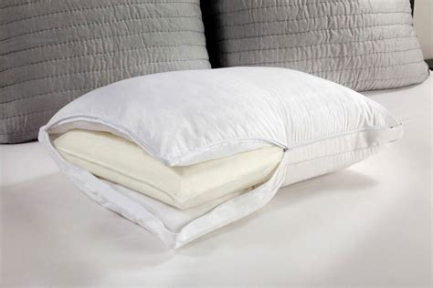 Posturepedic Pillows by Sealy Posturepedic Comfort Cover Memory Pillow