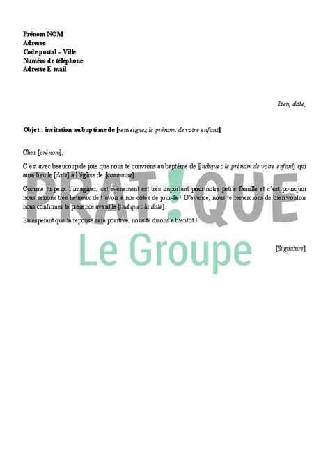 Exemple De Lettre D Invitation Reception Lettre D Invitation Html