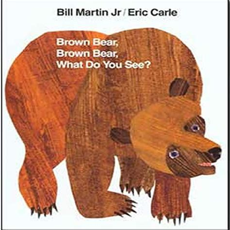 brown bear brown bear what do you see big book