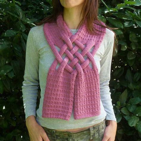 cute knitting pattern cute scarf crochet knitting pinterest