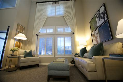livingroom window treatments window treatments for tall windows living room traditional