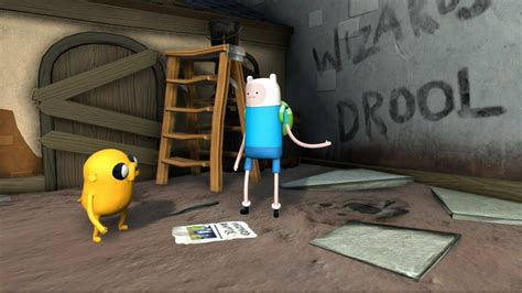 adventure time finn jake investigations for nintendo imagens adventure time finn and jake investigations