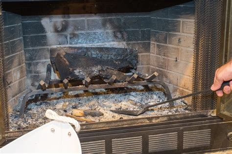 Creosote Fireplace by How To Put Out A Chimney Boca Raton Chimney Repair