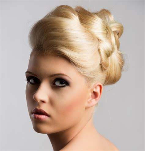 Formal Hairstyle by Sophisticated Updo Hairstyle 2013