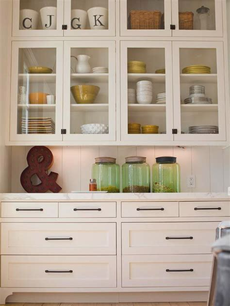 best 25 glass kitchen cabinets ideas on