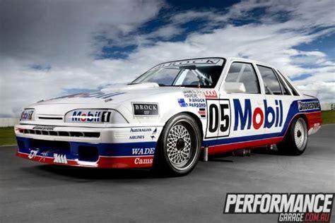 brock vl group   famous holden chev race cars
