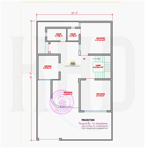 ground and first floor plans unique house with ground and first floor plan kerala