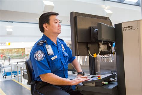 Transportation Security Officer by Tsa And American Airlines To Implement New Security