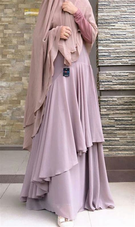 Gamis Syari Chiffon pin by graphicscape on modest couture abayas muslim and hijabs