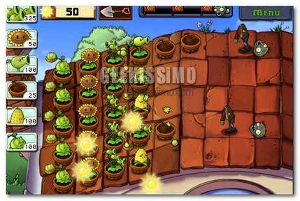 fiori contro zombi top 10 giochi 2010 per iphone ipod touch e geekissimo
