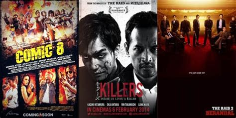film bioskop terbaru holiday 88 film bioskop indonesia the raid 2 berandal terbaru 2014
