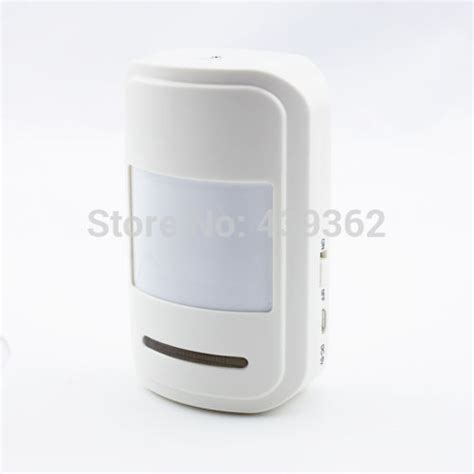 433mhz wireless pir motion detector passive infrared