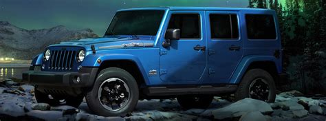 jeep wrangler raindeer jeep winter editions the faricy boys