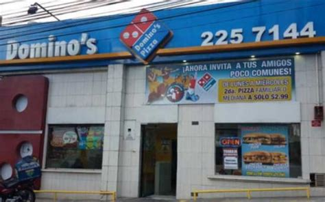 domino pizza quito dominos pizza ave brasil quito restaurant reviews