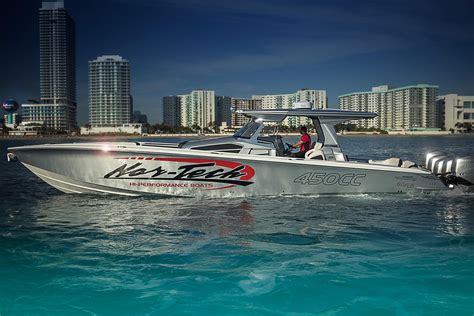 nor tech boats 450 2019 nor tech 450 sport center console power boat for sale