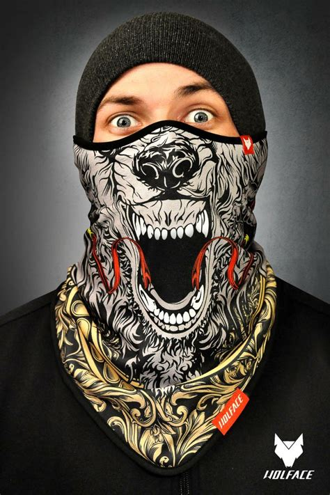 18 best wolface mask bandanas images on