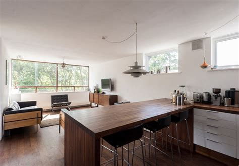 two bedroom apartment in london on the market two bedroom apartment in the 1960s copper beech building london n6