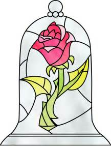 beauty and the beast rose by dosiguales on deviantart