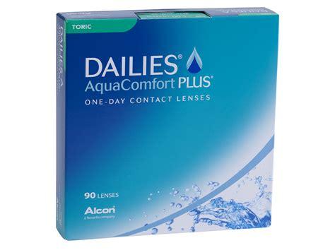 dailies aqua comfort dailies aquacomfort plus toric 90 pack lensdirect