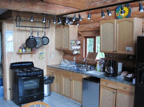 Home Outfitters Kitchen Island Accommodation Fraser River Outfitters Vancouver Island