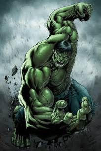 comics incredible hulk artwork robert atkins