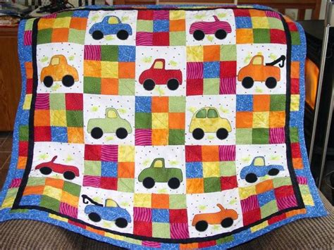 Quilt Fabric For Boys by Boy Quilts Co Nnect Me