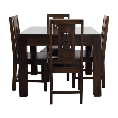 Balinese Dining Table 80 Balinese Teak Dining Table Set Tables Coma Frique Studio 1f73b1d1776b