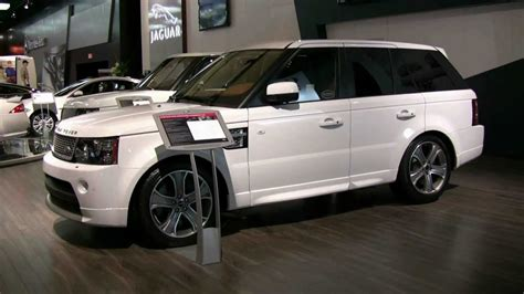 range rover autobiography custom 2012 range rover supercharged autobiography edition