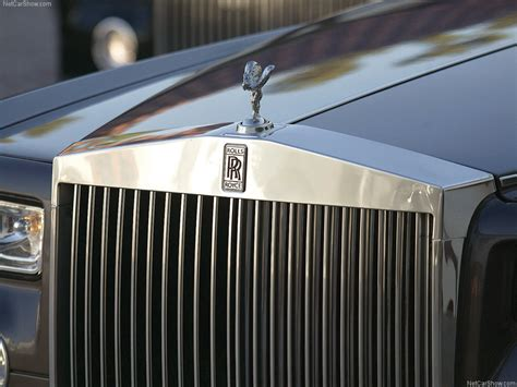 rolls royce phantom picture 119 of 155 grill my 2003
