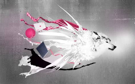 wallpaper abstract wolf abstract wolf by nighterdesignvn on deviantart