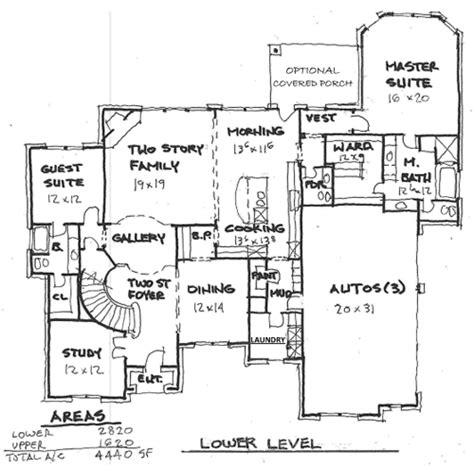 drawing floor plans by hand floor plan