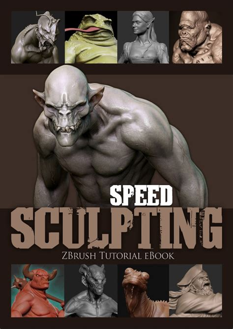 tutorial zbrush pdf 3dtotal speed sculpting zbrush tutorial