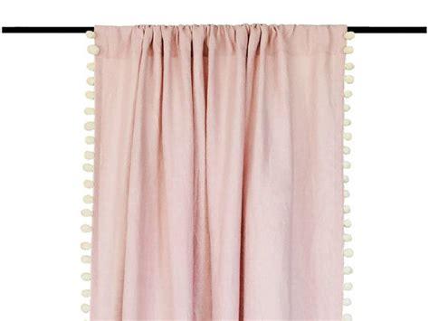 white pom pom curtains 25 best ideas about pom pom curtains on pinterest