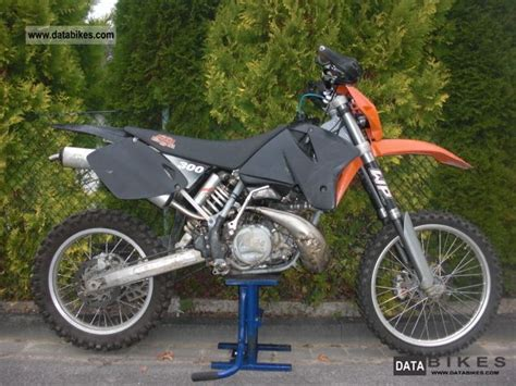 2000 Ktm 300 Exc 1999 Ktm 300 Exc Model 2000 250 Sx