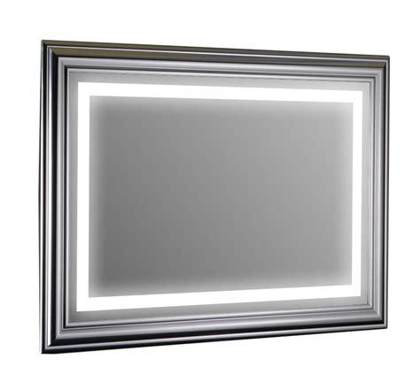 illuminated backlit wall mounted bathroom mirrors with eviva evmr33 35x24 led lite wall mounted modern bathroom