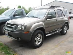 2004 Nissan Xterra Colors 2004 Granite Metallic Nissan Xterra Xe 4x4 30036927