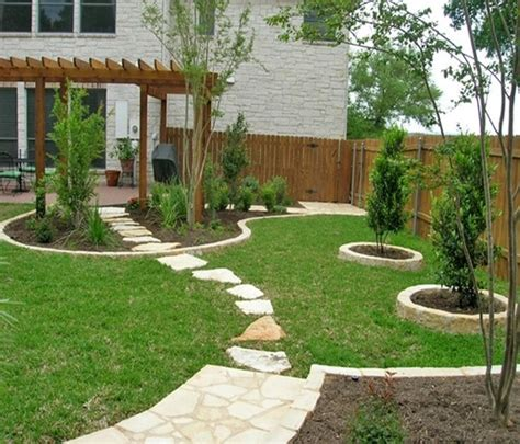 rustic landscaping ideas for a backyard inexpensive patio designs narrow back yard