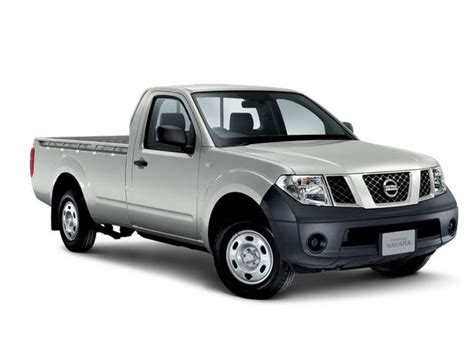 nissan frontier navara single cab