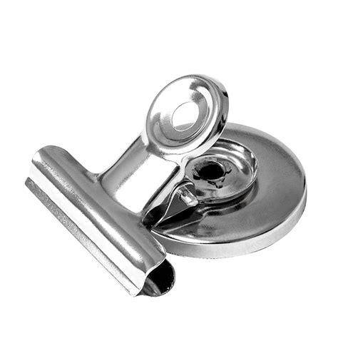 1 Pack Magnet Hitam 15 Mm 1 25 inch magnetic bulldog clip office refrigerator magnet clip 24 pack ebay